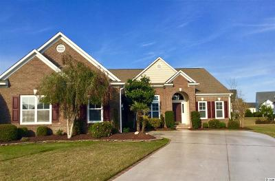 Murrells Inlet Single Family Home For Sale: 20 Alabaster Court
