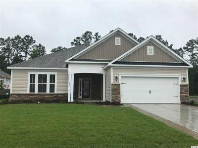 Myrtle Beach SC Single Family Home For Sale: $282,990