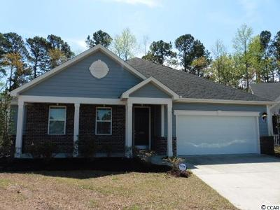 Murrells Inlet Single Family Home For Sale: 469 Tavistock Ct