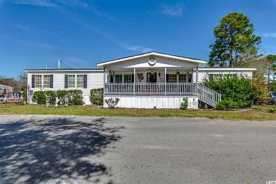 North Myrtle Beach Single Family Home For Sale: 1001 Lowe Dr