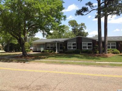 Horry County Condo/Townhouse For Sale: 3814 Vine Street #3814