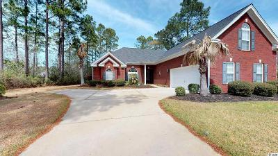 Myrtle Beach Single Family Home For Sale: 5037 Lindrick Court
