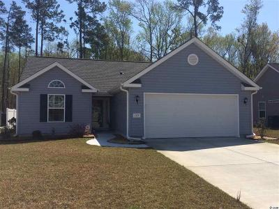 Murrells Inlet Single Family Home Active-Pend. Cntgt. On Financi: 145 Woodland Park Loop