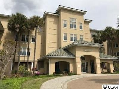 North Myrtle Beach Condo/Townhouse For Sale: 2180 Waterview Dr. #627
