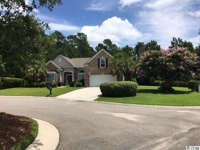 Murrells Inlet Single Family Home Active-Pend. Cntgt. On Financi: 13 Grovecrest Drive