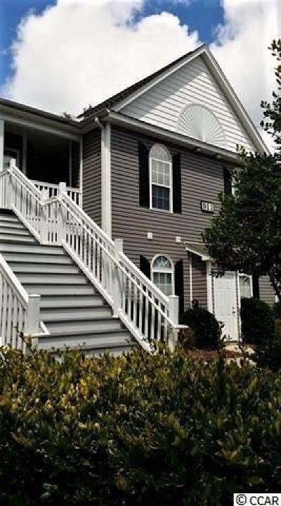Pawleys Island Condo/Townhouse Active-Pend. Cntgt. On Financi: 911 Algonquin Drive #G