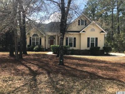 Pawleys Island Single Family Home Active-Pend. Cntgt. On Financi: 193 Hunter Oak Court