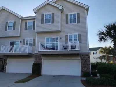 North Myrtle Beach Condo/Townhouse For Sale: 601 Hillside Dr N #804