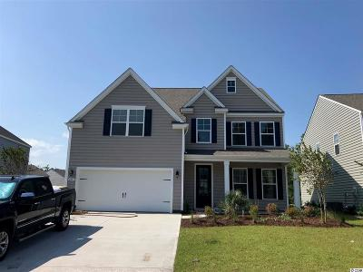 Myrtle Beach Single Family Home Active-Pend. Cntgt. On Financi: 2837 Scarecrow Way