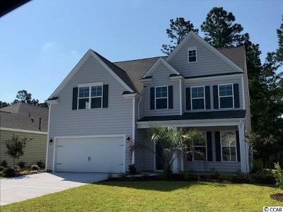 Myrtle Beach Single Family Home Active-Pend. Cntgt. On Financi: 2818 Scarecrow Way