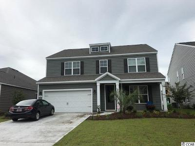 Myrtle Beach Single Family Home Active-Pend. Cntgt. On Financi: 2807 Scarecrow Way