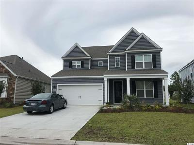 Myrtle Beach Single Family Home Active-Pend. Cntgt. On Financi: 2829 Scarecrow Way