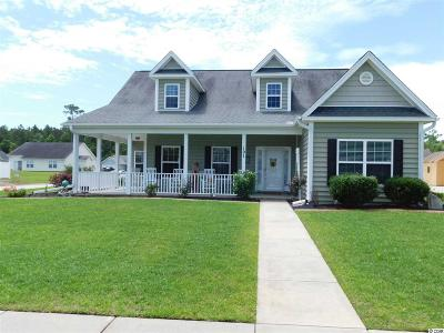Myrtle Beach Single Family Home For Sale: 191 Southbury Drive