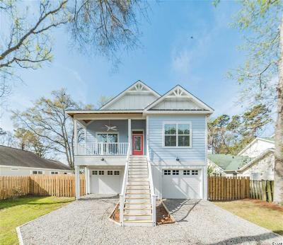 Surfside Beach Single Family Home For Sale: 513 Pine Drive
