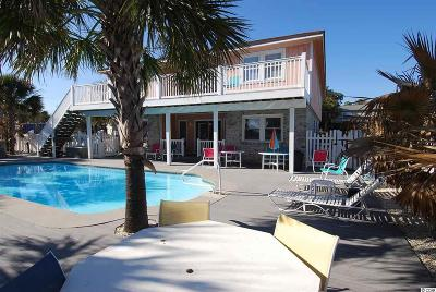 North Myrtle Beach Single Family Home For Sale: 2208 S Ocean Blvd