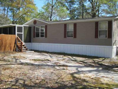 Murrells Inlet Single Family Home For Sale: 12 Offshore Drive