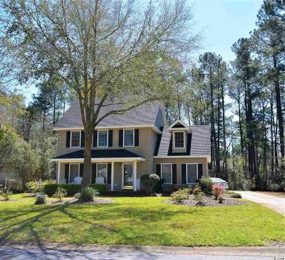 Pawleys Island Single Family Home For Sale: 90 Preston Dr.