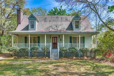 Pawleys Island Single Family Home Active-Pend. Cntgt. On Financi: 320 Middleton Drive