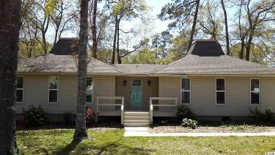 Surfside Beach Single Family Home Active-Pend. Cntgt. On Financi: 619 5th Ave N