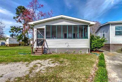 Surfside Beach Single Family Home For Sale: 256 Gull Cir