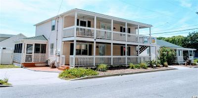 North Myrtle Beach Single Family Home Active-Pend. Cntgt. On Financi: 205 S 5th Ave.