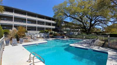 Surfside Beach Condo/Townhouse Active-Pend. Cntgt. On Financi: 310 5th Ave N #104