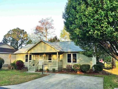 Murrells Inlet Single Family Home For Sale: 9402 Old Palmetto Road