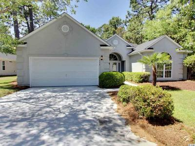 Pawleys Island Single Family Home Active-Hold-Don't Show: 134 Deacon Drive