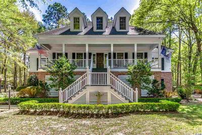 Murrells Inlet Single Family Home For Sale: 4504 Rice Cart Way