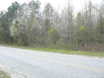 Marion SC Residential Lots & Land For Sale: $8,000