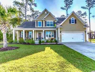Murrells Inlet Single Family Home For Sale: 6 Summerlight Drive