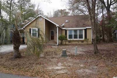 Little River SC Single Family Home Active Under Contract: $175,000