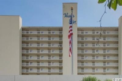 Garden City Beach Condo/Townhouse Active-Pend. Cntgt. On Financi: 1012 N Waccamaw Drive #1508