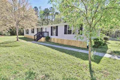 Pawleys Island Single Family Home Active-Pend. Cntgt. On Financi: 40 Majors Court