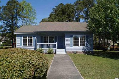 Murrells Inlet Single Family Home For Sale: 1302 Conifer Court