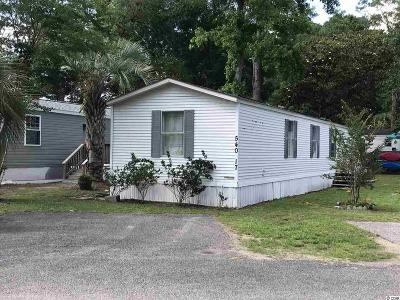 Murrells Inlet Single Family Home For Sale: 540 Key Largo Ave
