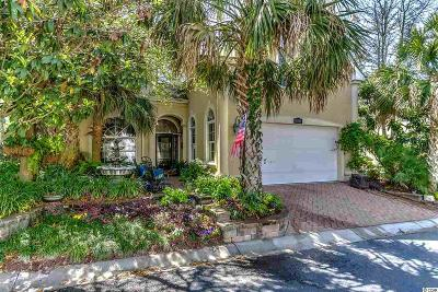 North Myrtle Beach Single Family Home Active-Pending Sale - Cash Ter: 4338 Windy Heights Dr
