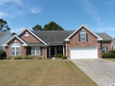 Murrells Inlet Single Family Home For Sale: 122 Pickering Drive