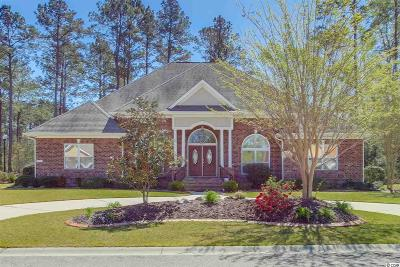 Conway Single Family Home For Sale: 233 Rivers Edge