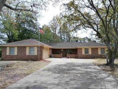 Surfside Beach Single Family Home For Sale: 1565 Crooked Pine Drive