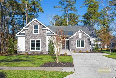 Myrtle Beach SC Single Family Home For Sale: $439,900