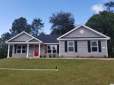 Galivants Ferry Single Family Home Active-Pend. Cntgt. On Financi: 141 Clearwind Ct