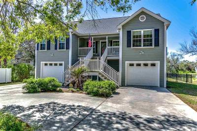 Surfside Beach Single Family Home Active-Pending Sale - Cash Ter: 313 N Myrtle Drive