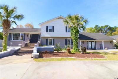 Surfside Beach Single Family Home Active-Pend. Cntgt. On Financi: 1619 Longleaf Drive