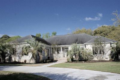 Pawleys Island Single Family Home For Sale: 279 Chapman Loop