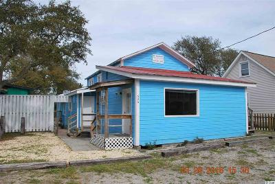 North Myrtle Beach Multi Family Home For Sale: 506 S 17th Avenue