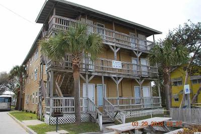 North Myrtle Beach Multi Family Home For Sale: 215 S 1st Avenue
