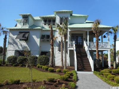 Murrells Inlet Single Family Home For Sale: 47 Isle Of Palms Dr