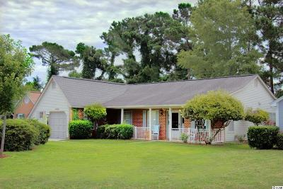 Murrells Inlet Single Family Home Active-Hold-Don't Show: 1102 Fox Sparrow Dr.