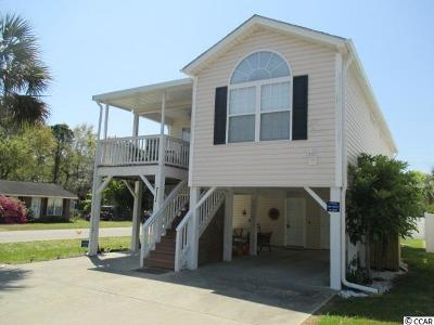 Surfside Beach Single Family Home For Sale: 711 16th Ave South